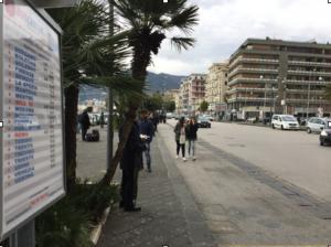 Salerno p.zza della Concordia