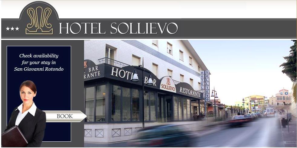 Hotel Sollievo a San Giovanni Rotondo