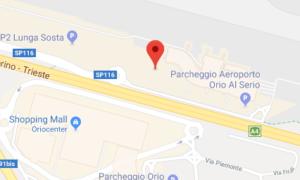 STOP BERGAMO AIRPORT