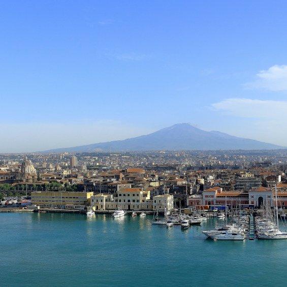Catania, Etna