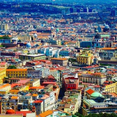 Napoli, Città del sole, Naples