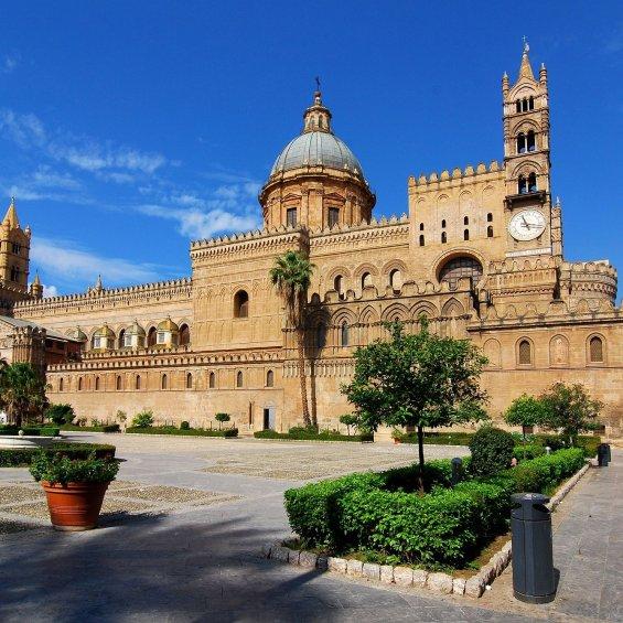 Palermo, Cattedrale