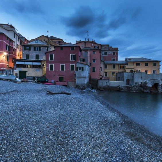 Borgo di Boccadasse a Genova