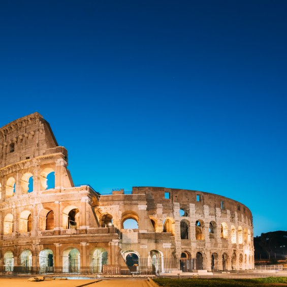 Colosseo, Roma, Italia, Anfiteatro Flavio