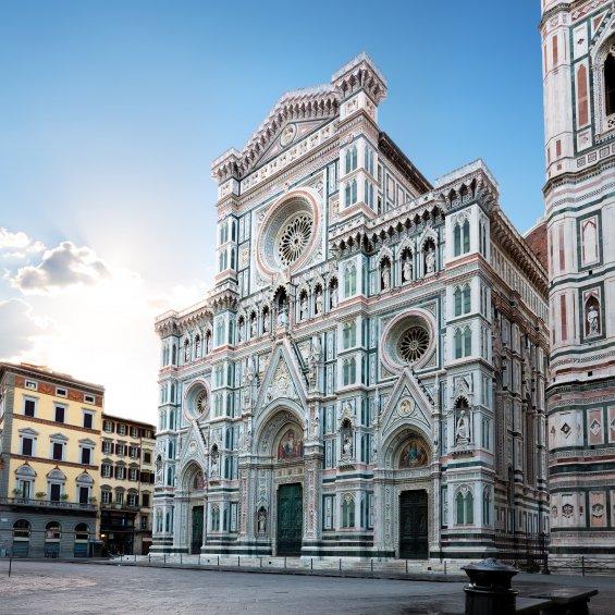 Cattedrale di Santa Maria del Fiore - Piazza del Duomo, Firenze, Italia