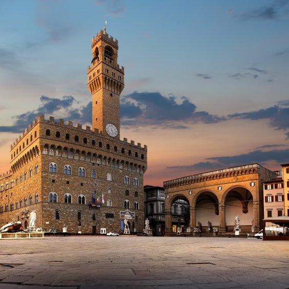Firenze, Italia, Piazza della Signoria