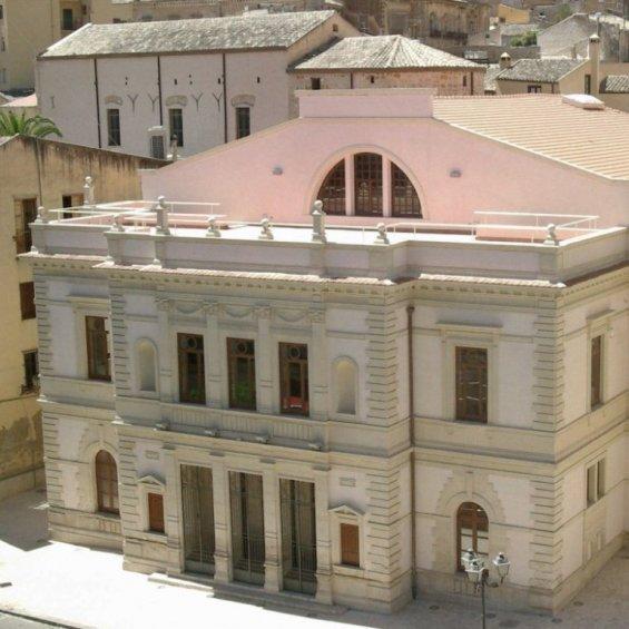 Teatro Sociale a Canicattì