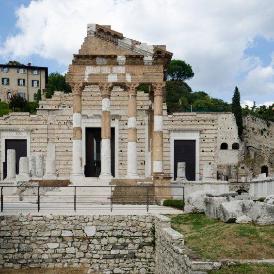 Capitolinum, Brescia, Lombardia, Italia