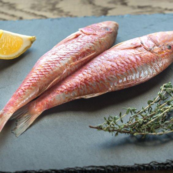 Le triglie e il pesce locale sono ottimi a San Giovanni Rotondo