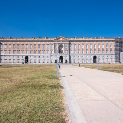 Reggia di Caserta, Caserta, Campania, Italia